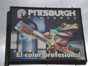 Pittsburgh Pinturas, Pittsburgh Paints, Tandil, Super Bowl week