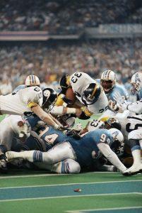 Merril Hoge, 1989 Steelers vs Oilers, 1989 Steelers upset Astrodome