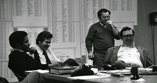 Steelers 70's, Draft, war room, dick haley