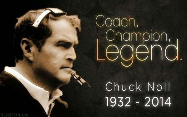 chuck noll steelers day tribute obituary press coverage