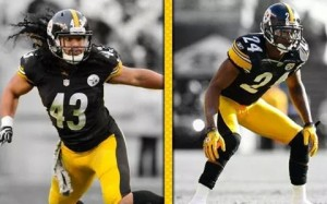 Troy Polamalu, Ike Taylor, health, return, steelers, defense