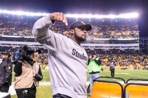 Mike Tomlin, Steelers, AFC North Champions