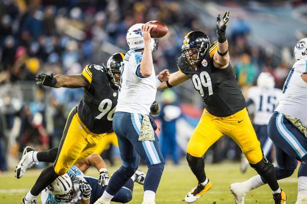Brett Keisel, Steelers, Titans, Final Season