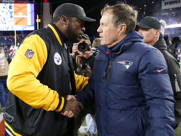Steelers vs Patriots, Your team cheats debunked, Your team cheats steelers debunked, mike tomlin, Bill Belichick