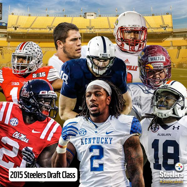 steelers 2015 draft class, Bud Dupree