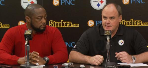 Mike Tomlin, Kevin Colbert, Steelers 2015 draft class
