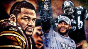 Jerome Bettis, Bus Stops, Super Bowl XL, Lombardi
