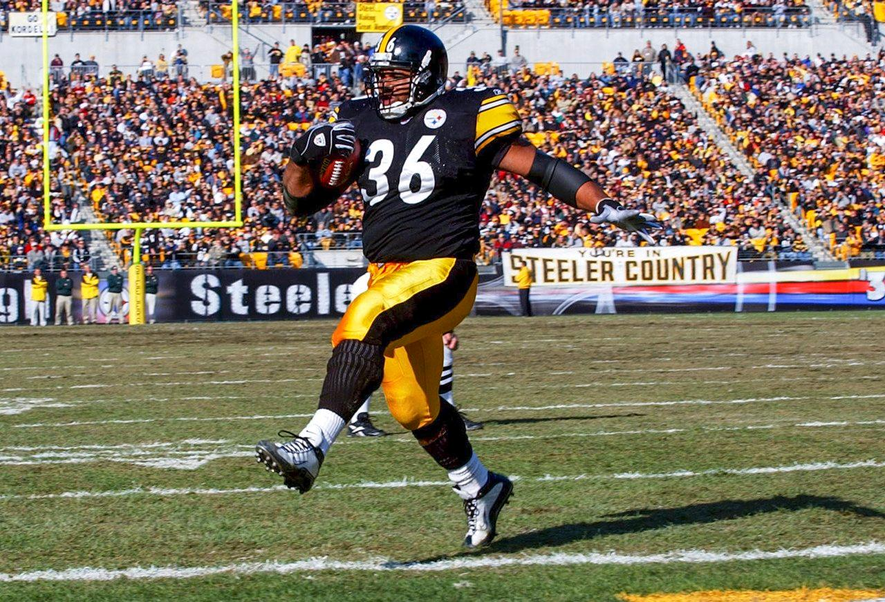 Jerome Bettis, Jerome Bettis Heinz Field, Jerome Bettis Trade