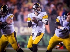 Ben Roethlisberger, Steelers, Bengals, AFC Wild Card
