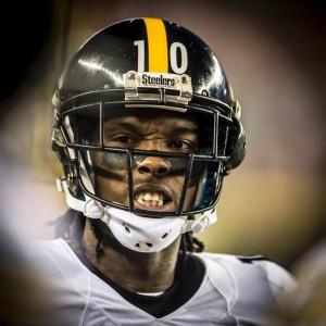 Martavis Bryant, Steelers, Bengals, AFC Wild Card