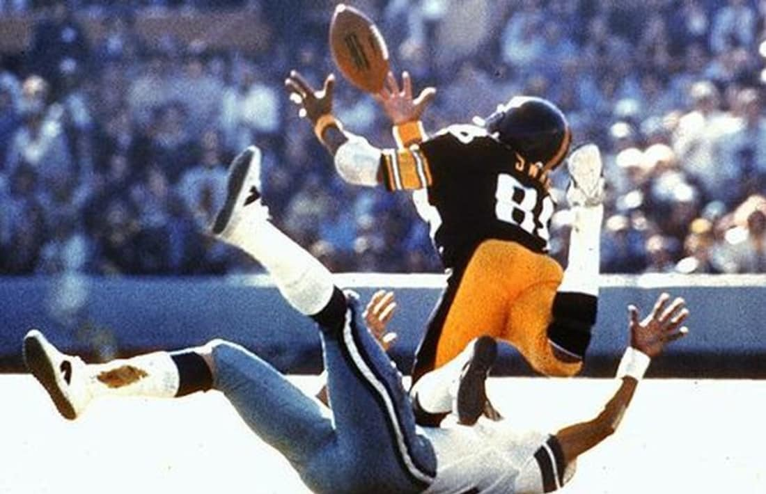 Lynn Swann, Mark Washington, Super Bowl X, 8 greatest Steelers Super Bowl plays, Super Bowl 10, Lynn Swann Super Bowl X, Lynn Swann Super Bowl 10