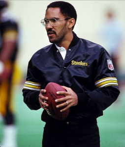 tony dungy, steeles, defensive coordinator, african american, chuck noll