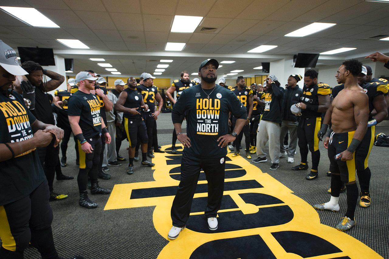 Mike Tomlin, Mike Tomlin Hold Down the North,