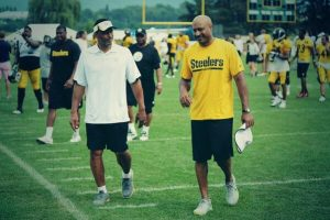 rod woodson, carnell lake, st. vincents