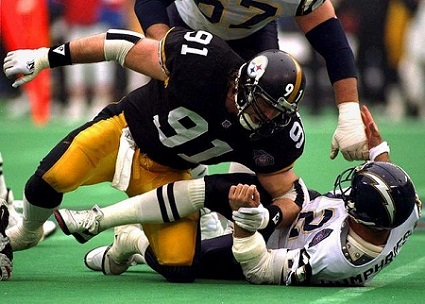 Kevin Greene, Stan Humpheries, 1993 Steelers free agents, 1993 Steelers free agency