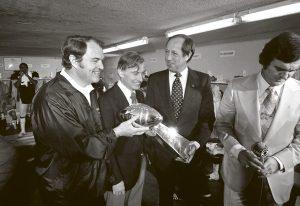 Dan Rooney Legacy, Super Bowl X, Steelers, Lombardi Trophy, Dan Rooney, Chuck Noll, Pete Rozelle