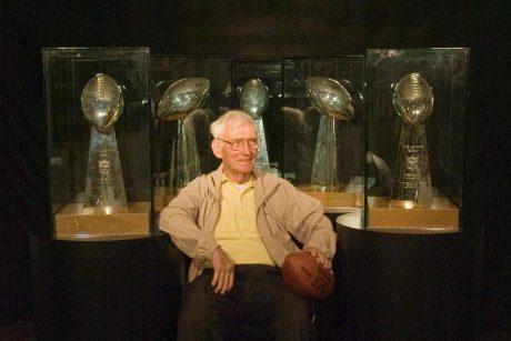 Dan Rooney, Dan Rooney legacy, Dan Rooney Lombardi Trophies, Dan Rooney obituary
