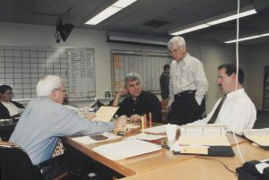 Dan Rooney, Dan Rooney decisions, Tom Donahoe, Bill Cowher, Tom Modark, Steelers 1992 Draft