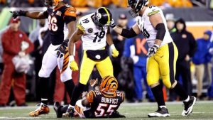 JuJu Smith-Schuster, Vontaze Burfict, Steelers vs Bengals, JuJu Smith-Schuster suspension