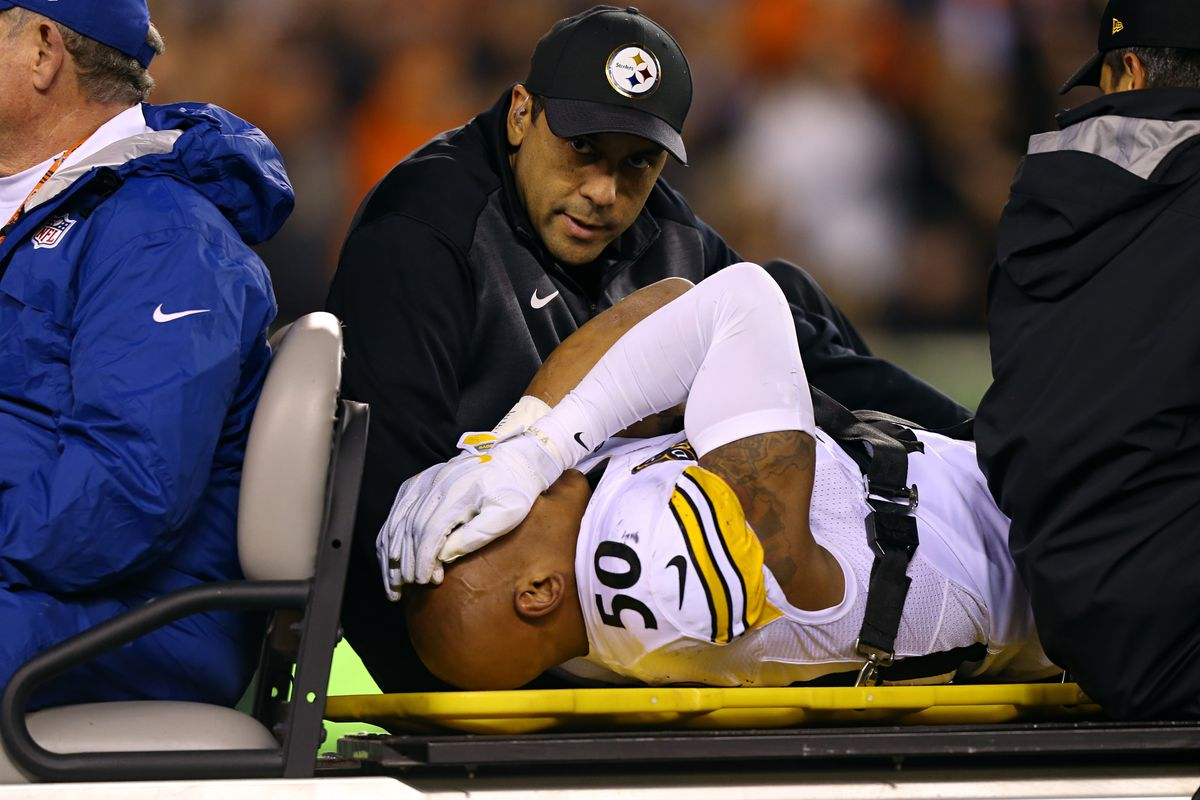 Ryan Shazier, Ryan Shazier injury, Steelers 2017 season review
