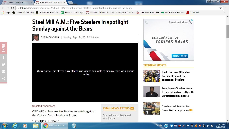 Steelers Press Coverage Analysis: Roethlisberger, Bryant