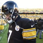 Ben Roethlisberger, Steelers Jaguars Playoffs, Steelers vs Jaguars