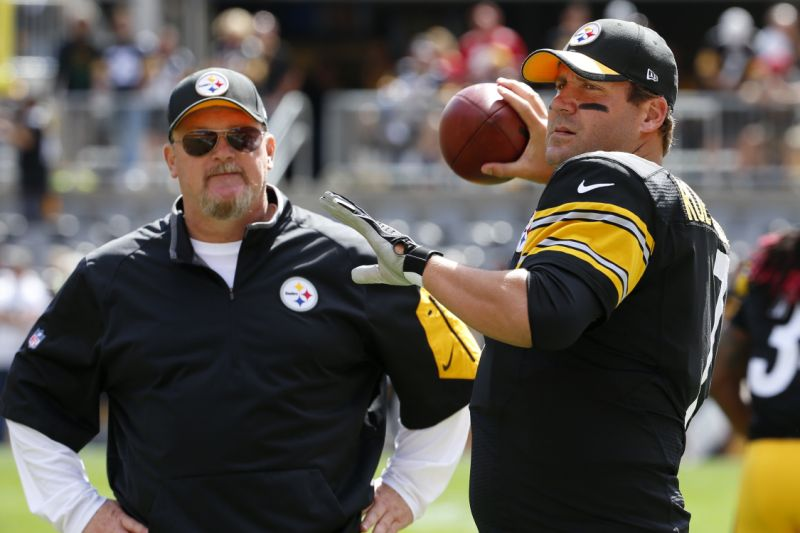 Randy Fichtner, Ben Roethlisberger, Steelers vs 49ers