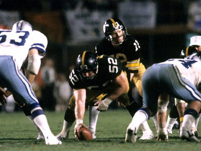 steelers vs cowboys, super bowl xiii, super bowl 13, terry bradshaw, mike webster