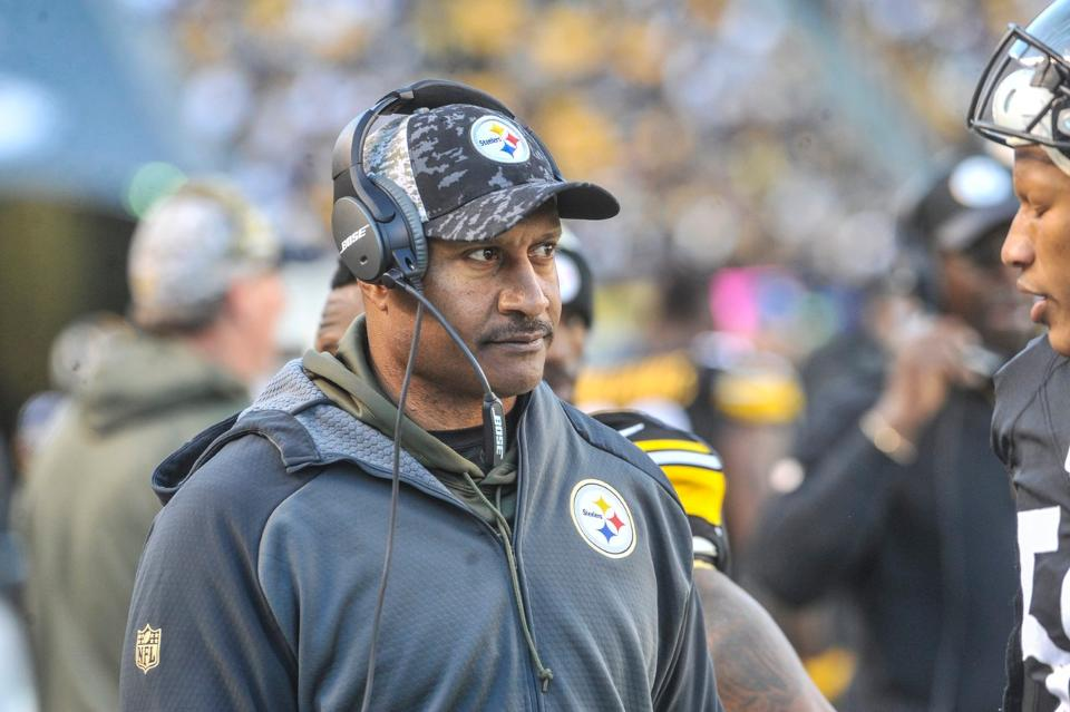 Carnell Lake, Carnell Lake Resigns Steelers secondary coach,