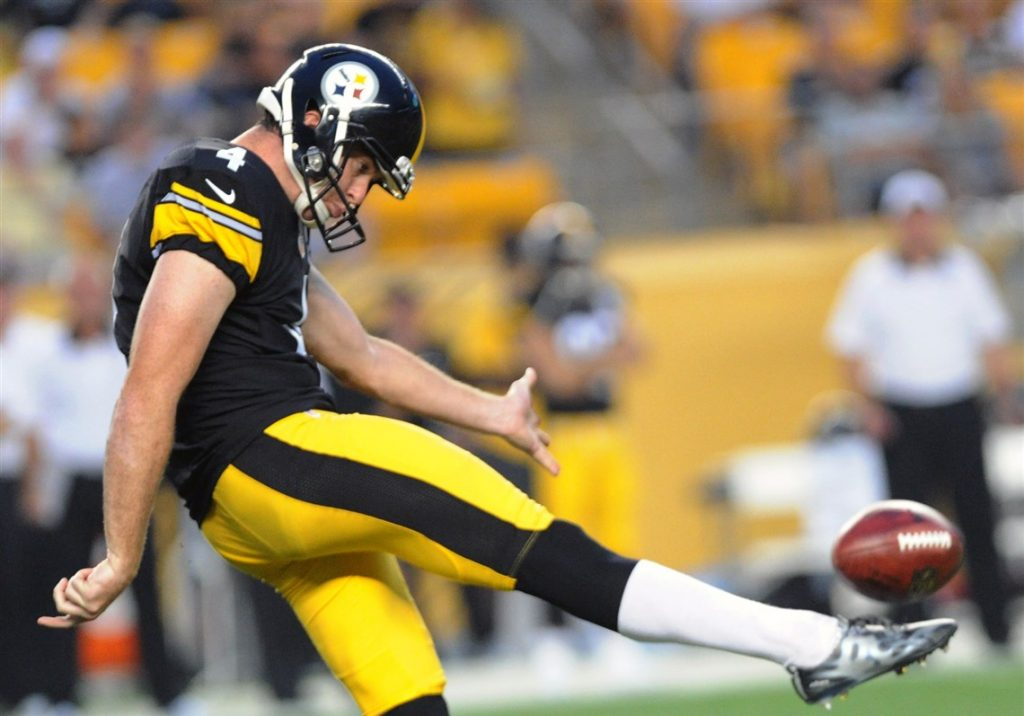 Jordan Berry, Steelers Jordan Berry