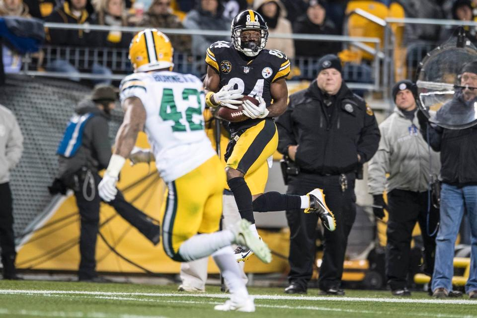 Morgan Burenett, Antonio Brown, Steelers vs Packers, Steelers sign Morgan Burnett