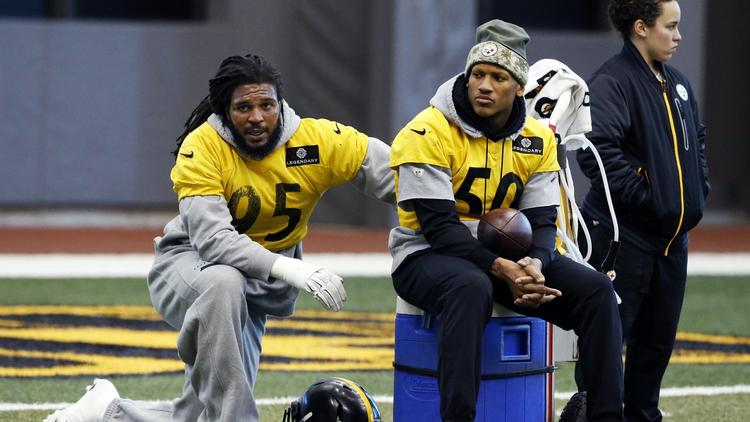 Ryan Shazier, Jarvis Jones,