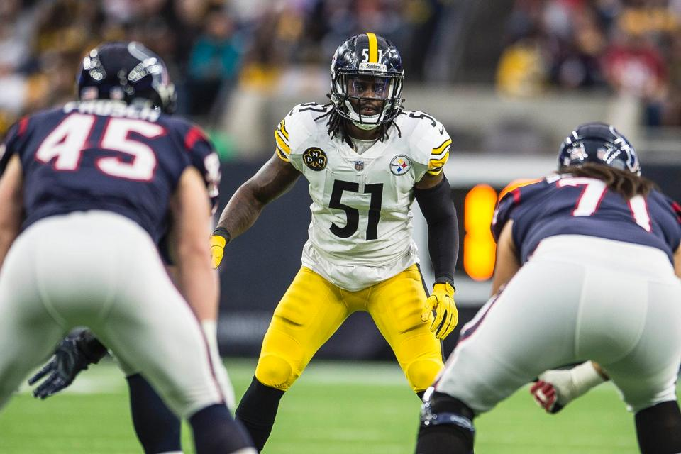 Sean Spence, Steelers vs Texans, Steelers win Texans Christmas