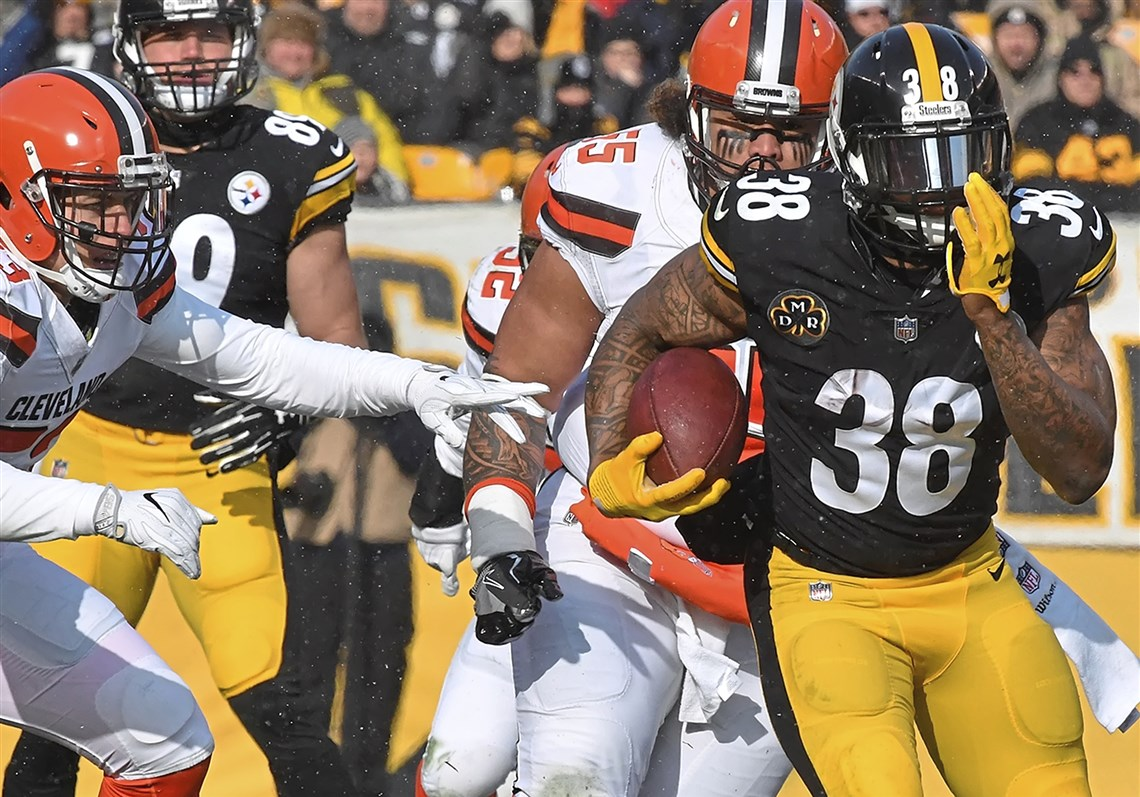 Stevan Ridley, Steelers vs Browns, Steelers free agent Stevan Ridley