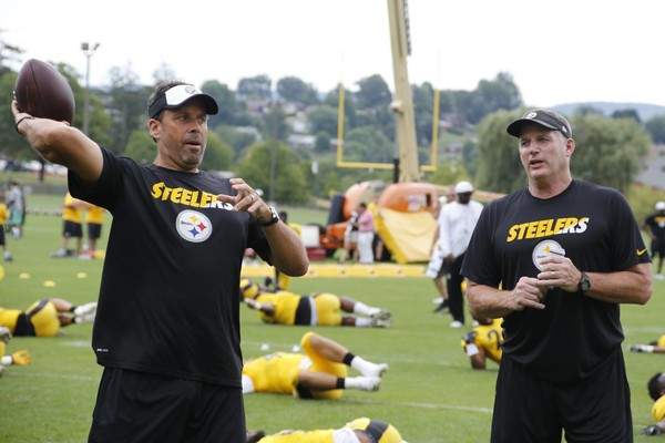 Todd Haley, Mike Munchak