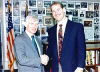 Bill Cowher, Dan Rooney, 1992 Steelers