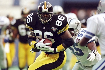Eric Green, Robert Jones, Steelers vs Cowboys 1994
