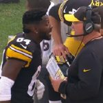 Antonio Brown, Randy Fichtner, Steelers vs Chiefs