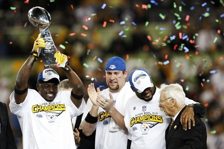 Steelers 2018 Super Bowl hopes, Ben Roethlisberger, Mike Tomlin, Lombardi Trophy, Santonio Holmes, Dan Rooney