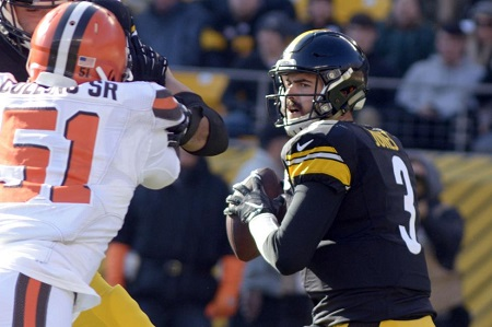 Landry Jones, Steelers vs Browns, Steelers cut Landry Jones