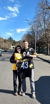 #SteelersWorldWide Province of Buenos Aires
