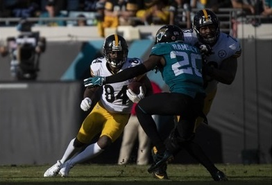 Antonio Brown, Jalen Ramsey, Ramon Foster, Steelers vs Jaguars, Antonio Brown vs Jalen Ramsey