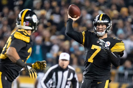 Ben Roethlisberger, James Conner, Steelers vs Panthers