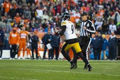 Chris Boswell, Steelers vs Broncos, Steelers fake field goal