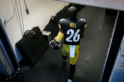 Le'Veon Bell, Le'Veon Bell hold out,