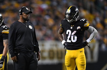 Mike Tomlin, Le'Veon Bell