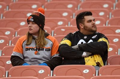 Steelers Browns Rivalry