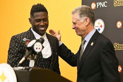 Art Rooney II, Antonio Brown, Antonio Brown future with Steelers