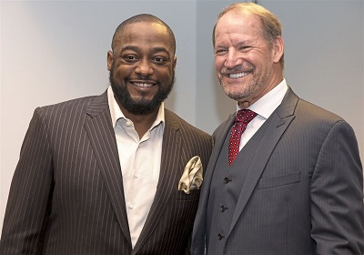 Mike Tomlin, Bill Cowher, Steelers head coaches