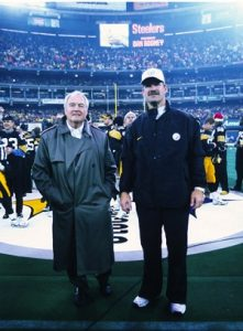 Chuck Noll, Bill Cowher